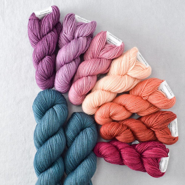 Rose Bower - Miss Babs Garden Variety Set yarn