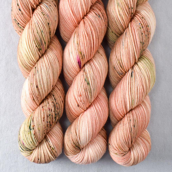 Rosy Finch - Miss Babs Putnam yarn