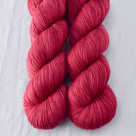 Ruby Spinel - Miss Babs Keira yarn