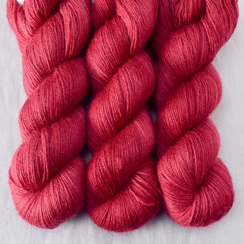 Ruby Spinel - Miss Babs Northumbria Fingering Yarn