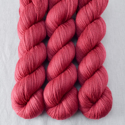 Ruby Spinel - Miss Babs Tarte yarn