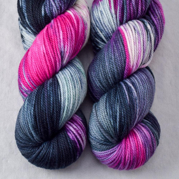 Running on Empty - Miss Babs K2 yarn