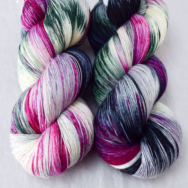 Running on Empty - Miss Babs Katahdin yarn