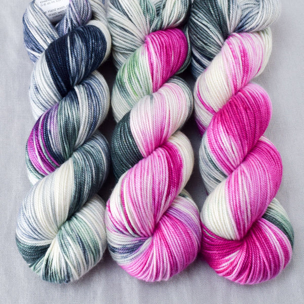 Running on Empty - Miss Babs Kunlun yarn