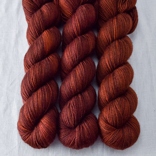 Russet - Miss Babs Yummy 2-Ply yarn