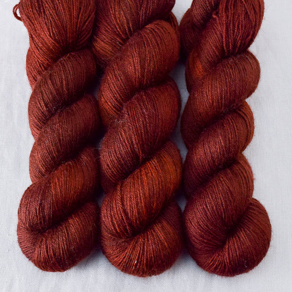 Russet - Miss Babs Northumbria Fingering Yarn