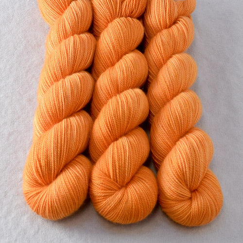 Saffron - Miss Babs Yummy 2-Ply yarn