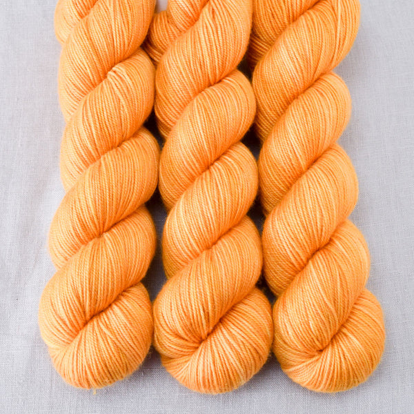 Saffron - Miss Babs Yummy 3-Ply yarn