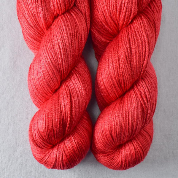 Scarlet Letter - Miss Babs Big Silk yarn