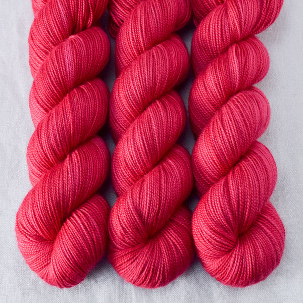 Scarlet Pimpernel - Miss Babs Yummy 2-Ply yarn