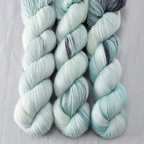 Sea Life - Miss Babs Yummy 2-Ply yarn