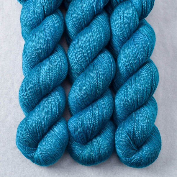 Sea Teal - Miss Babs Dulcinea yarn