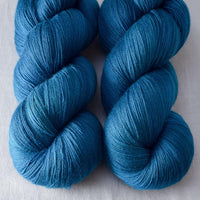 Sea Teal - Miss Babs Katahdin yarn