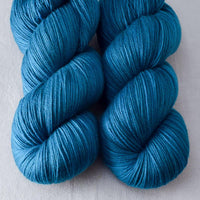 Sea Teal - Miss Babs Yowza yarn