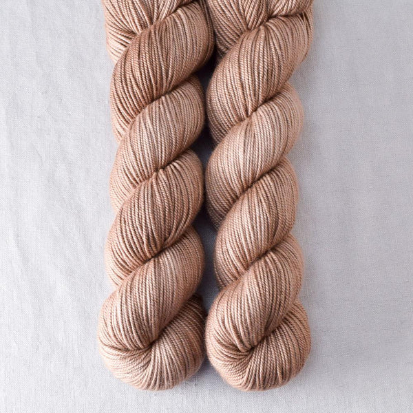 Semi-Sweet Chocolate - Miss Babs Kunlun yarn