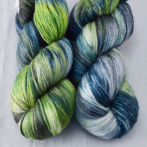 Shaken not Stirred - Miss Babs Big Silk yarn