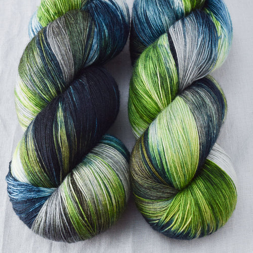 Shaken Not Stirred - Miss Babs Katahdin yarn