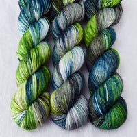 Shaken not Stirred - Miss Babs Katahdin 437 yarn