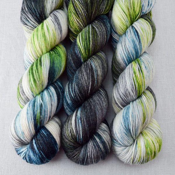 Shaken not Stirred - Miss Babs Tarte yarn
