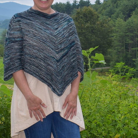 Shaldon Poncho - Miss Babs Project