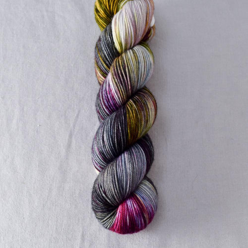 Shining City - Miss Babs Yummy 3-Ply yarn