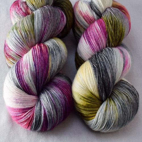 Shining City - Miss Babs Katahdin yarn