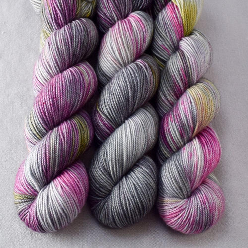 Shining City - Miss Babs Kunlun yarn