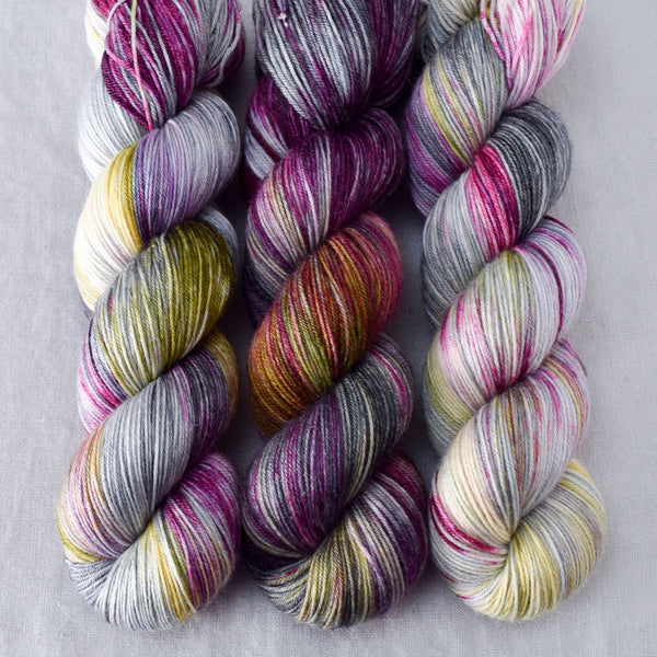Shining City - Miss Babs Tarte yarn