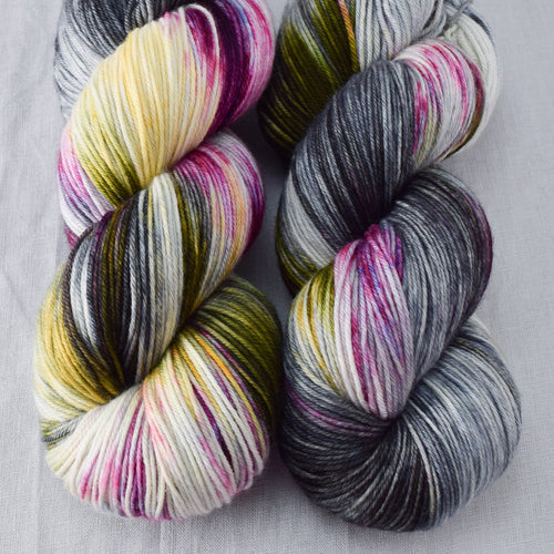 Shining City - Miss Babs Yowza yarn