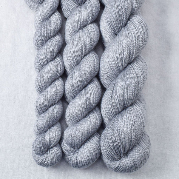 Slate Partial Skeins - Miss Babs Dulcinea yarn