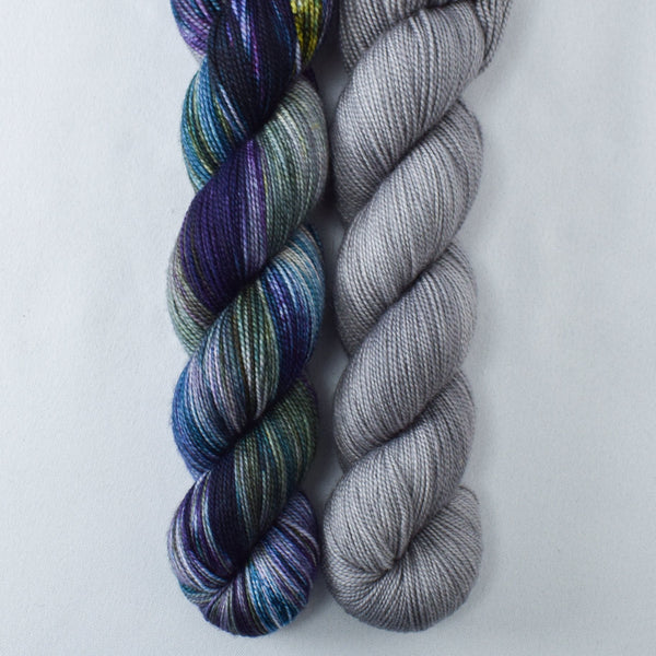 Smoke, Spread Your Wings - Miss Babs 2-Ply Duo