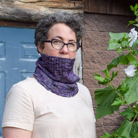 Sockhead Cowl - Miss Babs Project