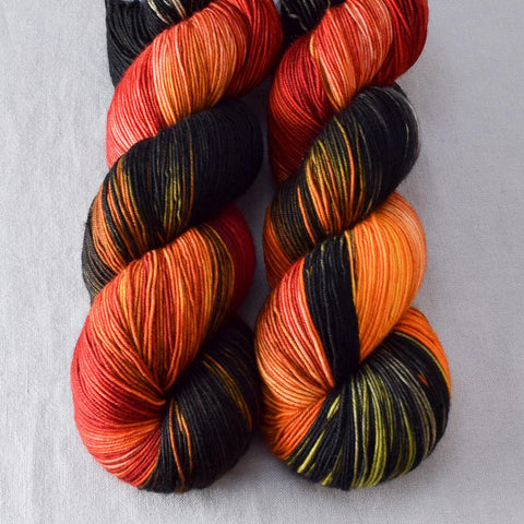 Solar Eclipse - Miss Babs Keira yarn