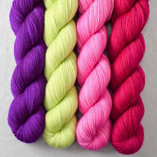 Special Edition 206 - Miss Babs Yummy 2-Ply Quartet