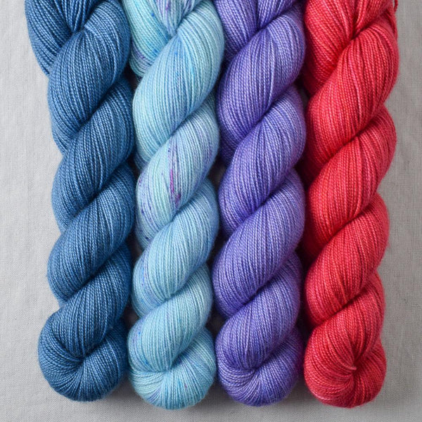 Special Edition 242 - Miss Babs Yummy 2-Ply Quartet