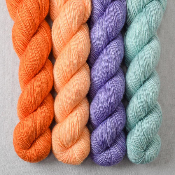 Special Edition 244 - Miss Babs Yummy 2-Ply Quartet