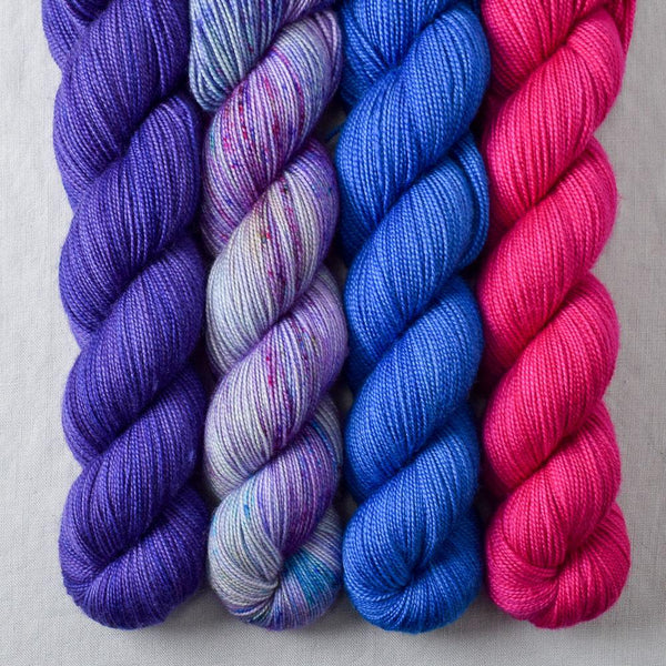 Special Edition 248 - Miss Babs Yummy 2-Ply Quartet