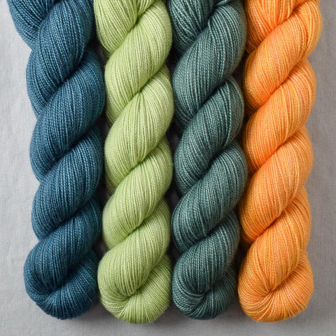 Special Edition 255 - Miss Babs Yummy 2-Ply Quartet
