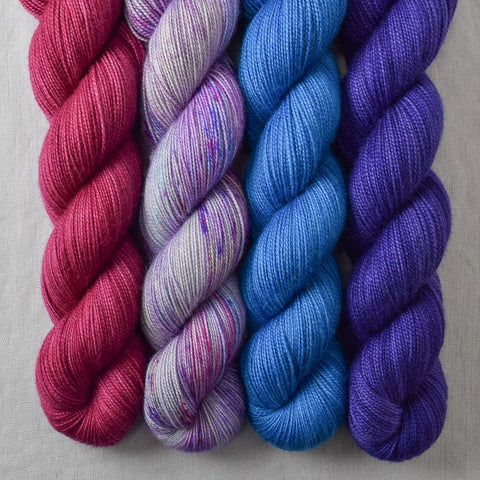 Special Edition 256 - Miss Babs Yummy 2-Ply Quartet