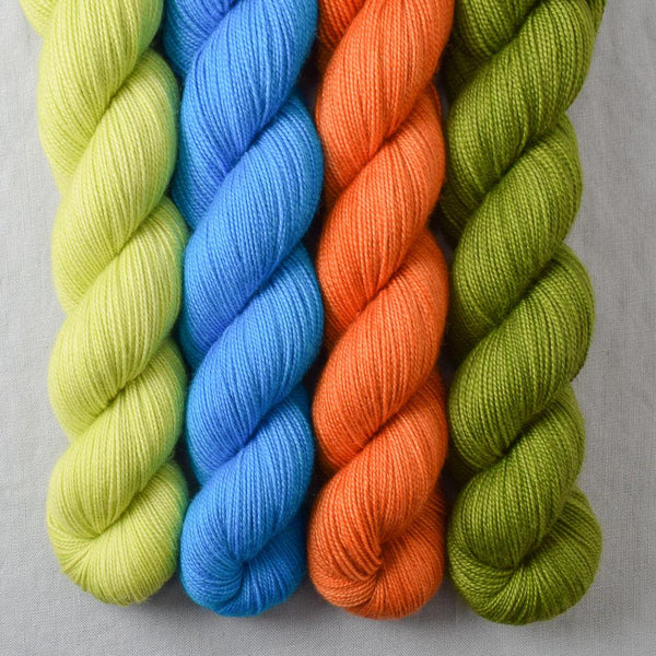 Special Edition 257 - Miss Babs Yummy 2-Ply Quartet