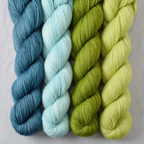 Special Edition 286 - Miss Babs Yummy 2-Ply Quartet