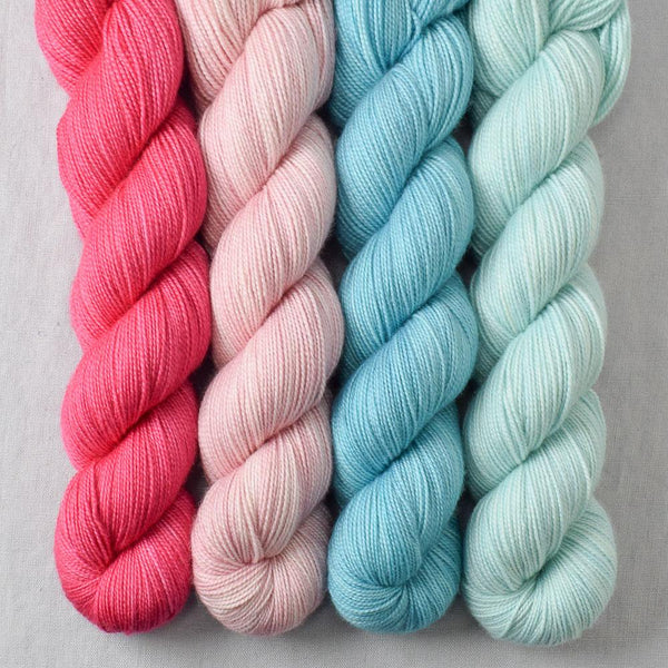 Special Edition 299 - Miss Babs Yummy 2-Ply Quartet