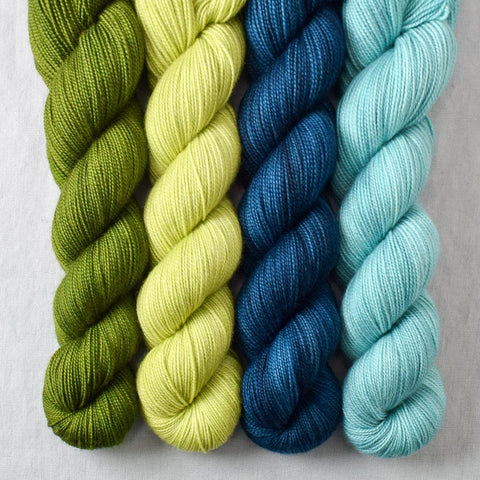Special Edition 301 - Miss Babs Yummy 2-Ply Quartet