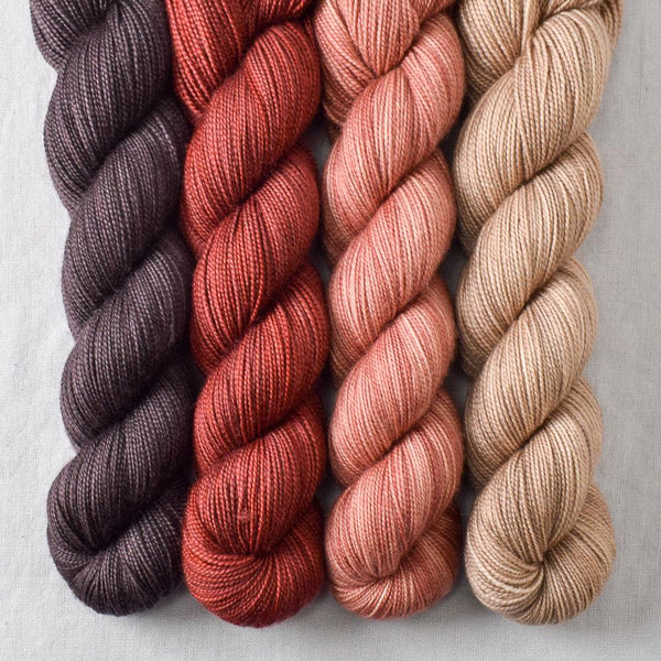 Special Edition 303 - Miss Babs Yummy 2-Ply Quartet