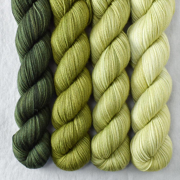 Special Edition 312 - Miss Babs Yummy 2-Ply Quartet