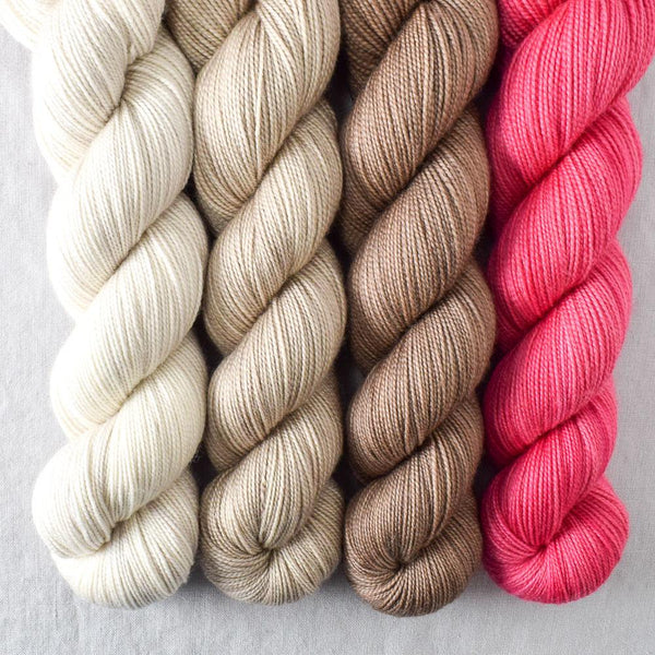 Special Edition 324 - Miss Babs Yummy 2-Ply Quartet