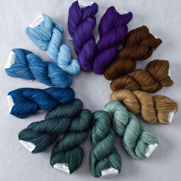 Special Edition 34 - Miss Babs Crown Wools Set
