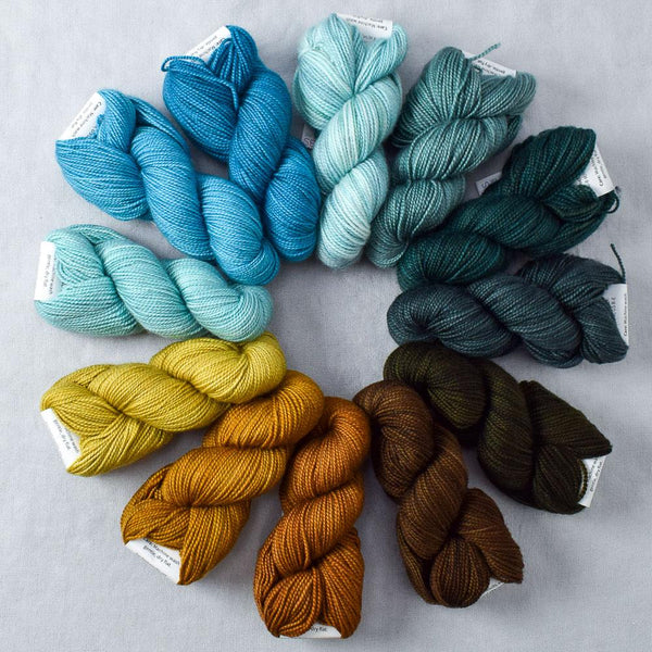 Special Edition 37 - Miss Babs Crown Wools Set