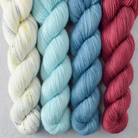 Special Edition 403 - Miss Babs Yummy 2-Ply Quartet