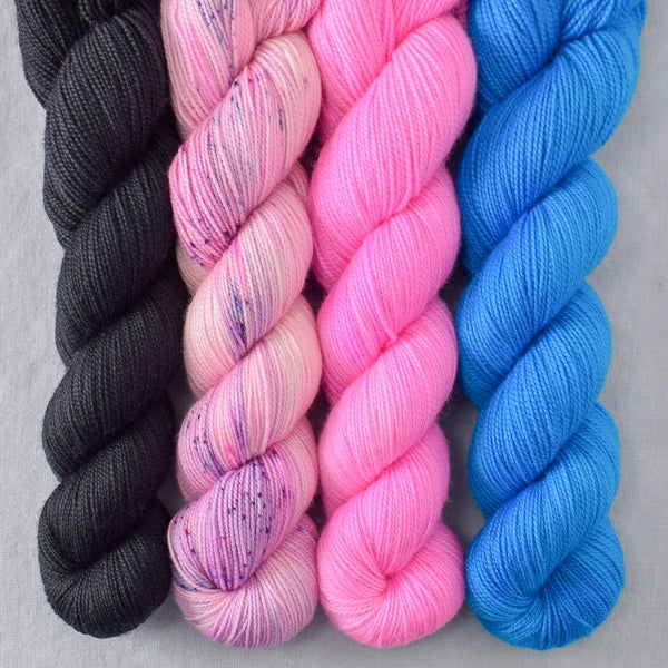 Special Edition 436 - Miss Babs Yummy 2-Ply Quartet